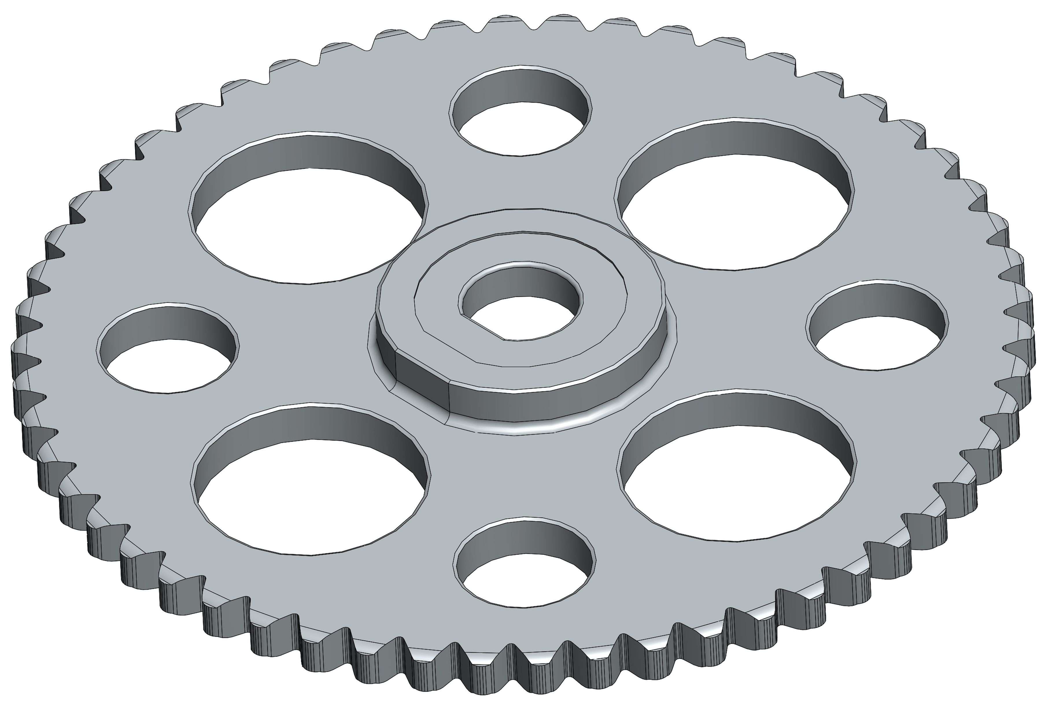 powder metal sprocket