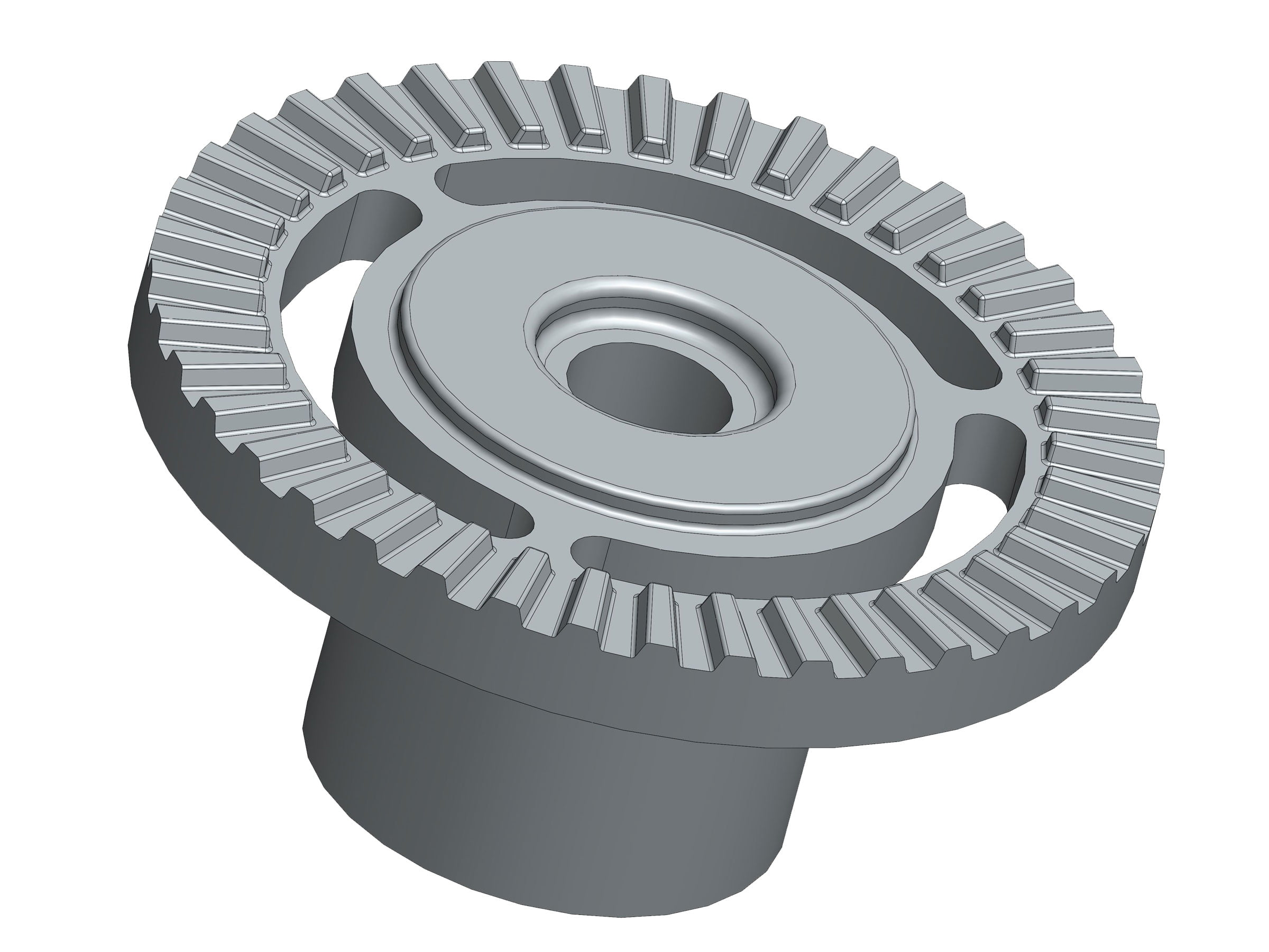 powder metal part for medical devices