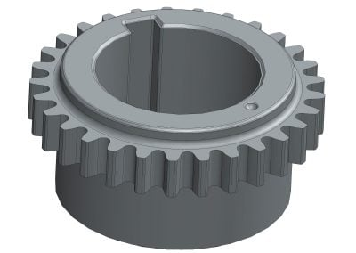 Powdered Metal Sprocket