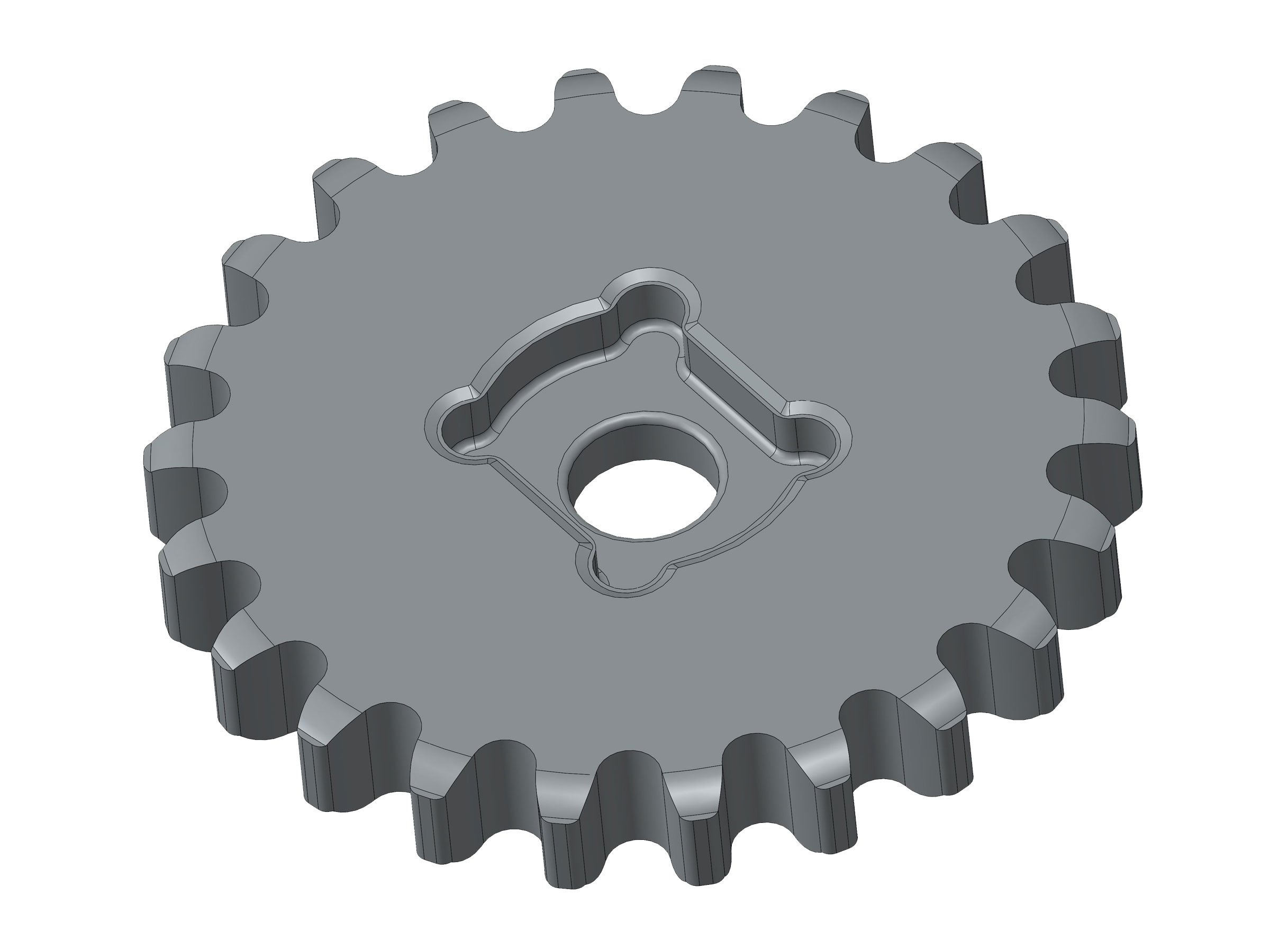 sintered metal sprockets